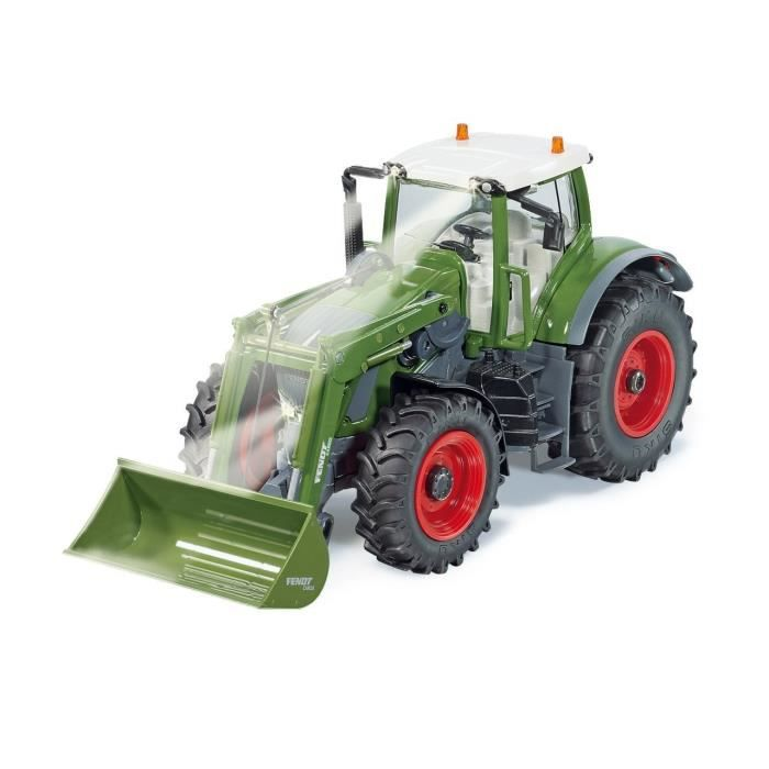 siku tracteur fendt 939 vario radiocommand avec chargeur frontal et t l commande achat. Black Bedroom Furniture Sets. Home Design Ideas