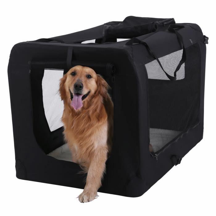 cage, caisse de transport sac de transport pliable pour chien/chat