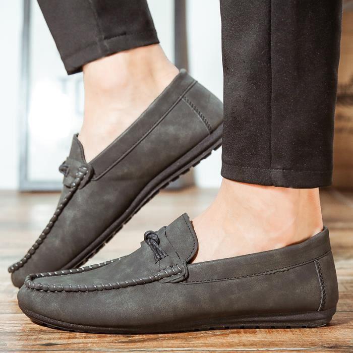 Chaussures de sport pour hommes chaussures de mode paresseux N1xOXyD0tp