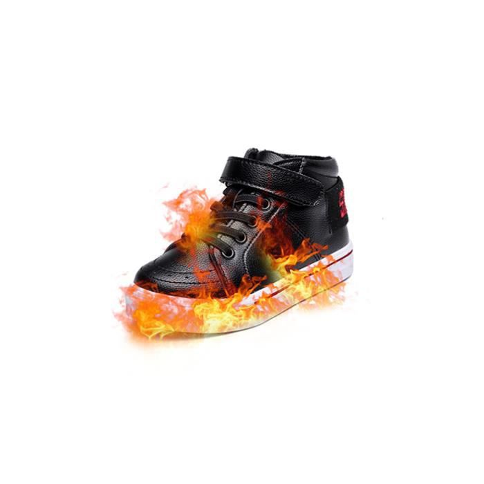 Enfants Chaussures bottine Bébé Garçon filles Chaussures de sport