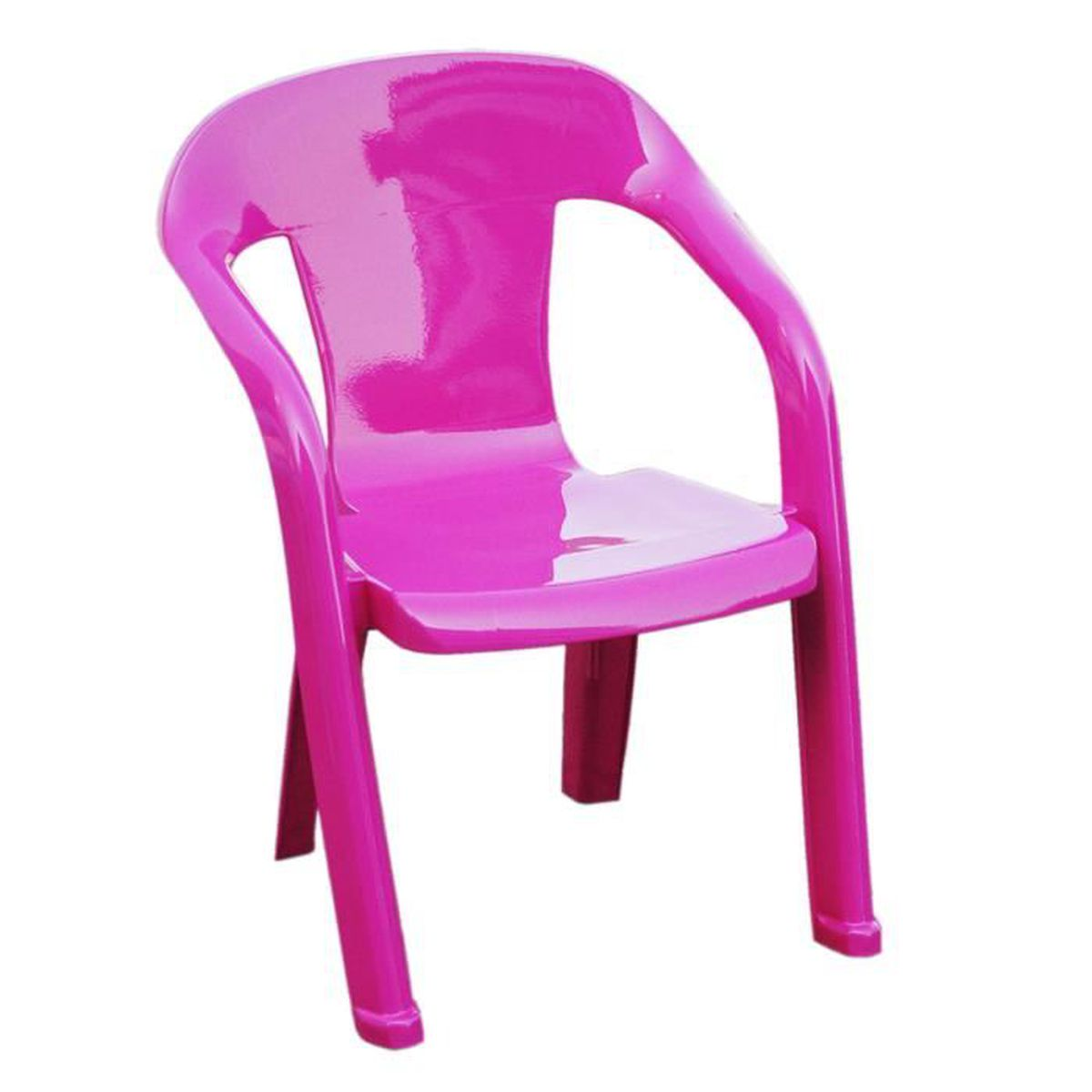 Fauteuil de Jardin Enfant Rose - Achat / Vente fauteuil jardin ...