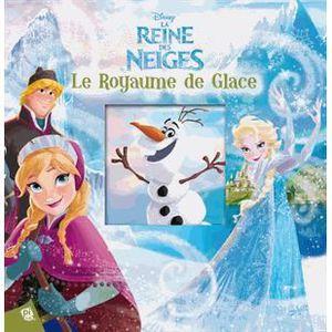 Livre 3-6 ANS La Reine des Neiges