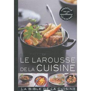 Larousse cuisine achat vente larousse cuisine pas cher for Petit larousse de la cuisine