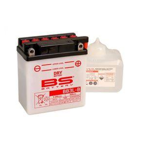 BATTERIE VÉHICULE Batterie BS BATTERY BB3L-B  conventionnelle livrée