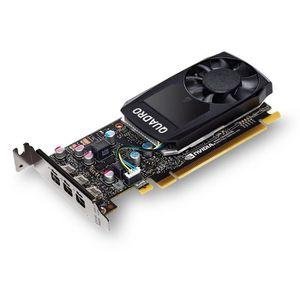 CARTE GRAPHIQUE INTERNE Fujitsu Quadro P400, Quadro P400, 2 Go, GDDR5, 64