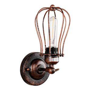 LUSTRE ET SUSPENSION Retro  Industriel Edison Lustre Vintage Plafonnier