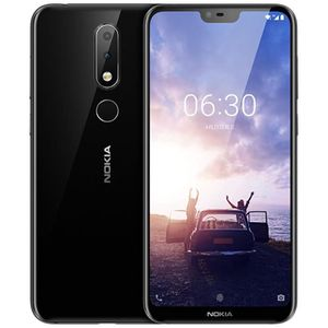SMARTPHONE NOKIA X6 4G Smartphone 5.8 pouces Android 8.1 6 Go