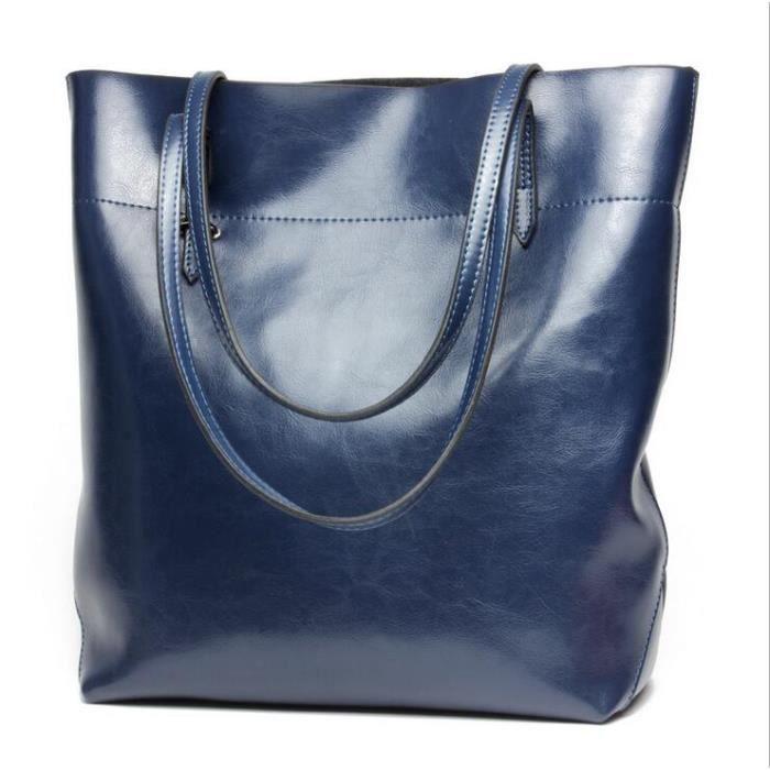 sac à main femme sac femme Haut qualité bleu1 sac à main femme2017 Nouvelle mode sac bandouliere sac a bandouliere femmedélicat