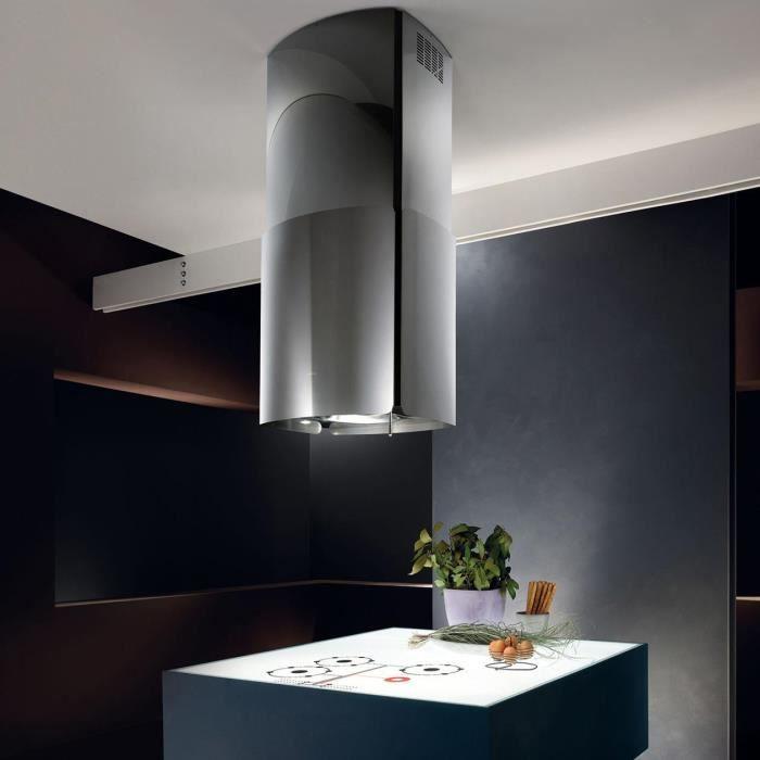 hotte cuisine elica en lot chrome eds 58x43 cm achat vente hotte cdiscount. Black Bedroom Furniture Sets. Home Design Ideas