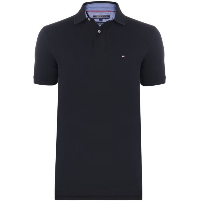 POLO Tommy Hilfiger Polo Homme TO8745076 manches courte