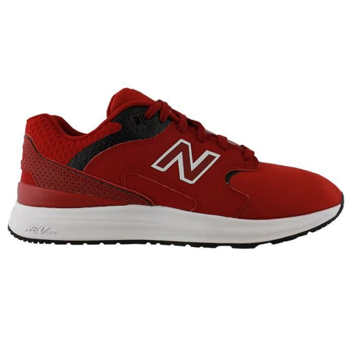 New Balance Sneakers Homme Rosso