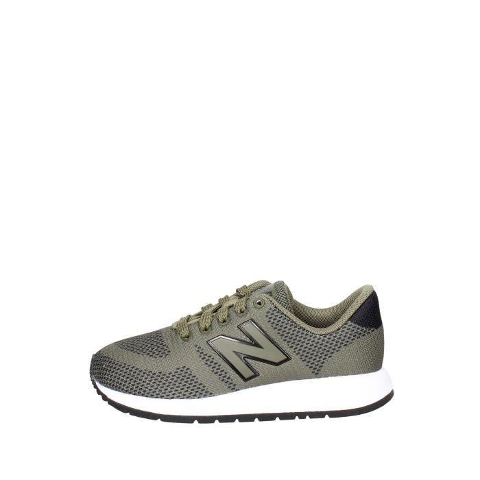 New Balance Sneakers Garçon Vert foncé, 34½