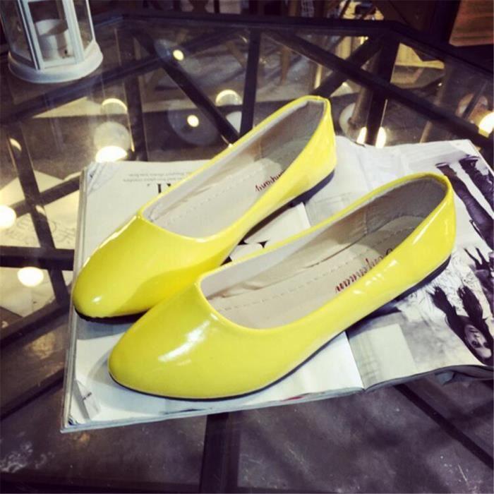 Chaussures Plates Elégant Nouvelle Moccasin Plus De Couleur 2018 Hiver Rétro Chaussure Classique Doux Taille 35-42 3IyCbYqnW