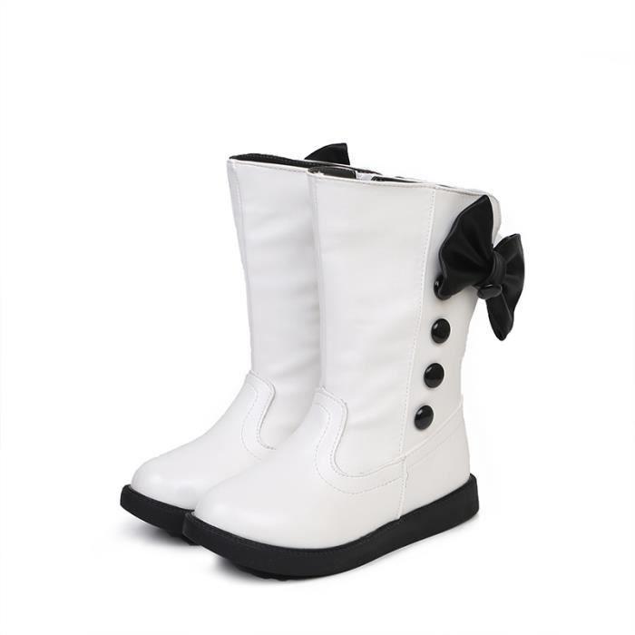 Bottes en coton à talons hauts en hiver Chaussures princesse chaussures princesse