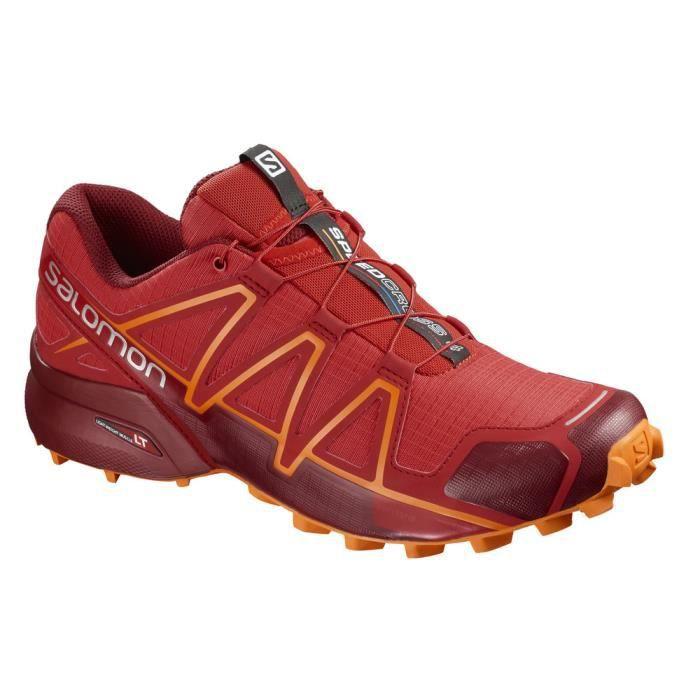 De 4 Speedcross High Trail Chaussures Salomon sChrQdt