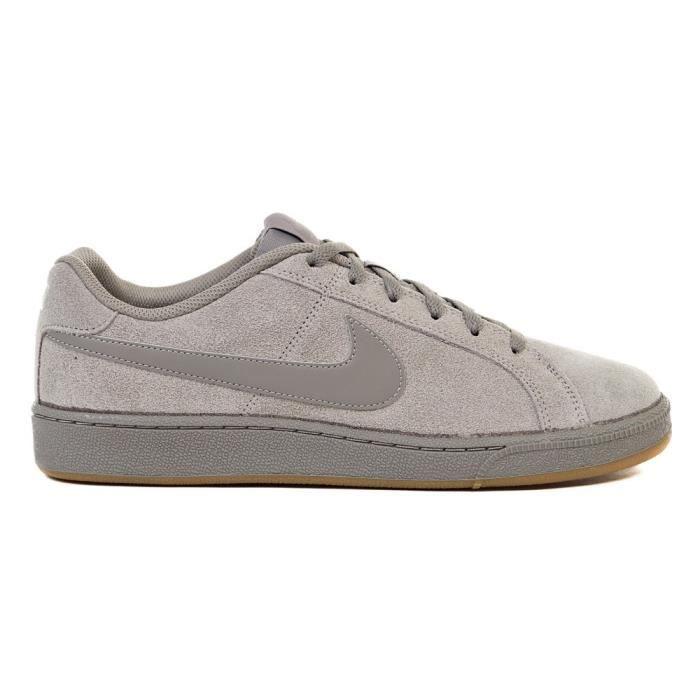 Beige Achat Vente Suede Royale Nike Chaussures Court 7y6Yfgbv