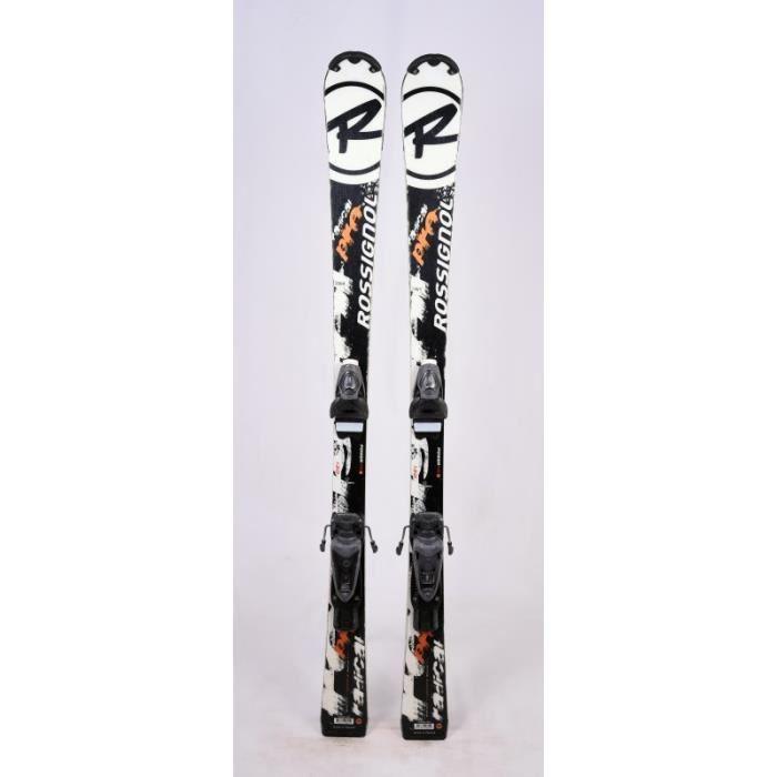 Détails sur Pack Ski Rossignol Radical RSX + Fixations Salomon