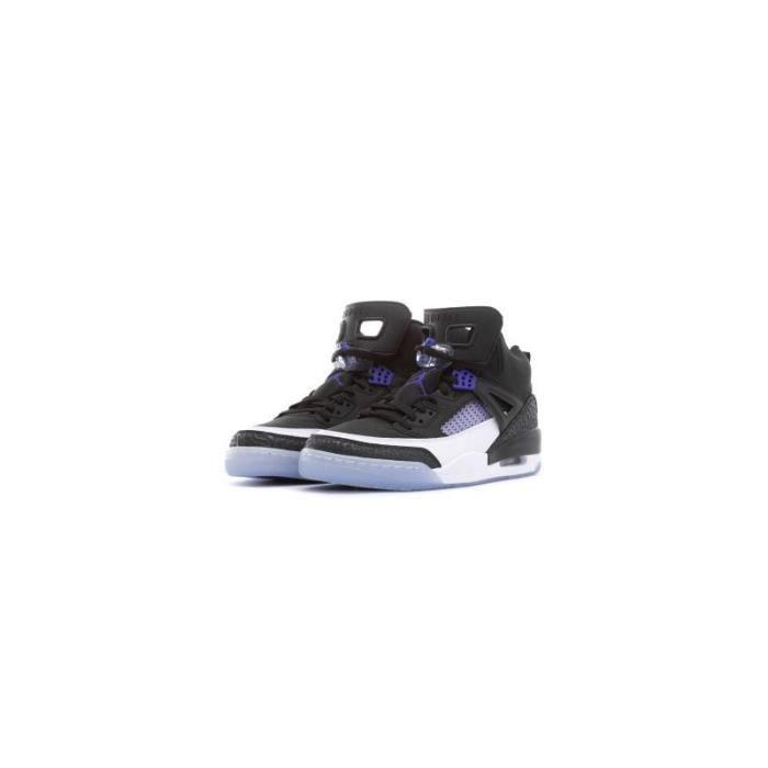 47bf8bd61aae Chaussure de Basket Jordan Spizike Concord Noir pour homme - Prix ...