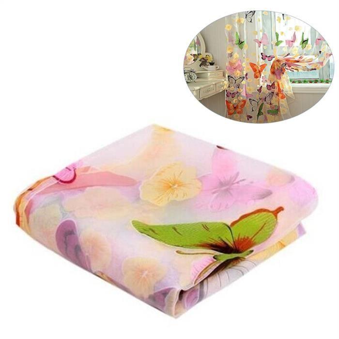 rideau pour grande fenetre achat vente pas cher. Black Bedroom Furniture Sets. Home Design Ideas