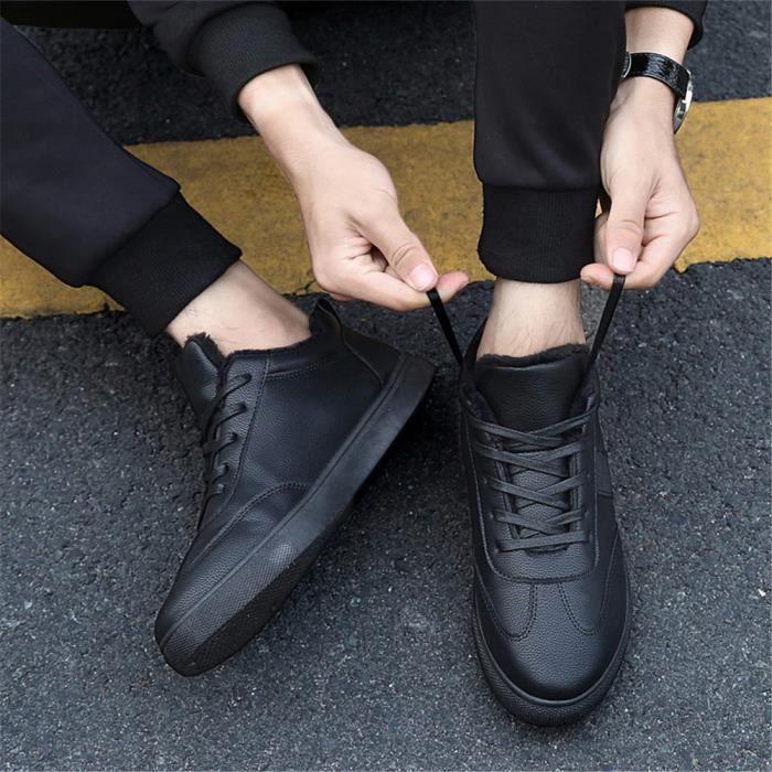 Chaussures de course Qualité Supérieure Basket Mode Antidérapant Confortable chaussures homme sport brand sneakers Classique,gris,44
