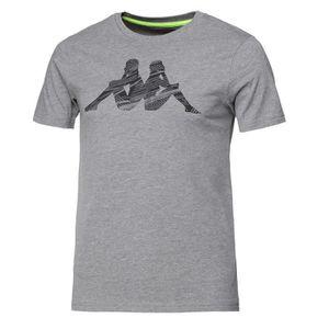 T-SHIRT MAILLOT DE SPORT KAPPA T-shirt - Homme - Gris