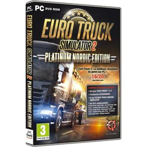 Euro Truck Simulator 2 - Raven Truck Design Pack (DLC). GamePlay Screenshots: System Requirements for Euro Truck Simulator 2 PC game: CPU Speed: Dual core CPU 2.4 GHz. RAM: 4 GB.