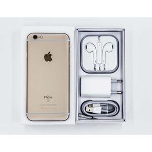 SMARTPHONE iPhone 6S 16 Go - Doré + 5 cadeaux