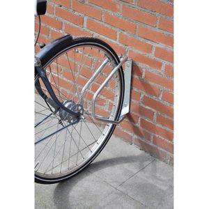 RACK RANGEMENT VÉLO Support Ratelier pour 1 Vélo - Parking Murale Roue