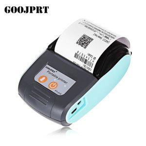 IMPRIMANTE Imprimante thermique GOOJPRT PT - 210 58MM Bluetoo