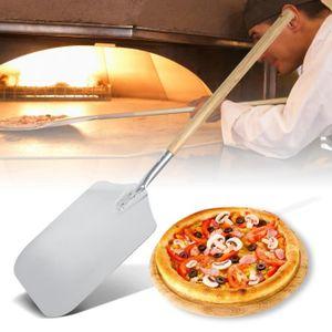PALETTE - CORNE  Pelle à Pizza Manche Four Pain en Alliage d'alumin