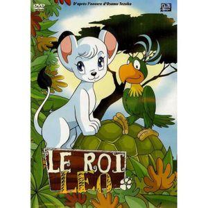 DVD DESSIN ANIMÉ DVD LE ROI LEO VOLUME 8