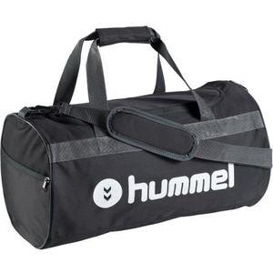 huge discount b64d9 f10d3 Sac de sport Hummel Trophy - noir-gris-blanc - L