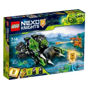 ASSEMBLAGE CONSTRUCTION LEGO® 72002 Nexo Knights TM : Le double canon aill