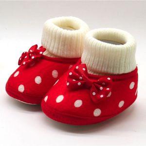 BOTTE Jeffrey®Fille mignonne nouveau-né chaud Toddler bo