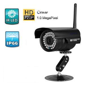 CAMÉRA IP Szsinocam IP Caméra 720P Étanche WLAN Sans fil 1.0 1848059d9190