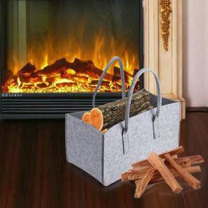 ACCESS MEUBLE A CASE Sac à bûches Sac de bois de chauffage Porte-bois d