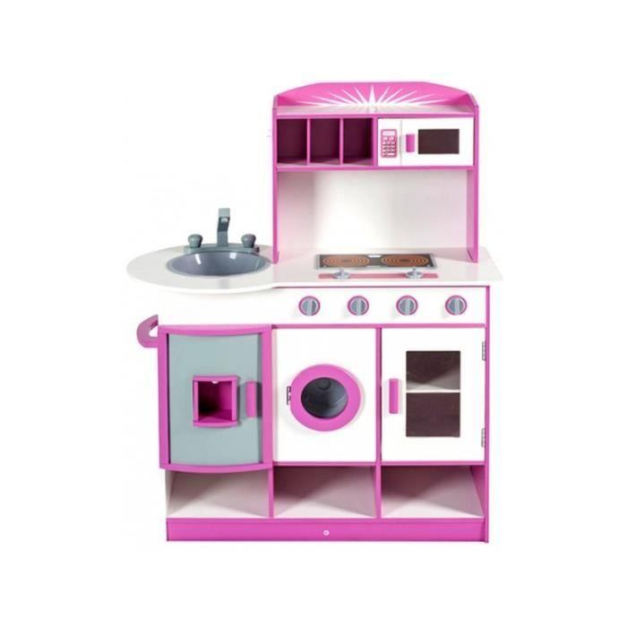 Cuisine pour enfant avec frigo achat vente pas cher for Cuisine avec electromenager offert