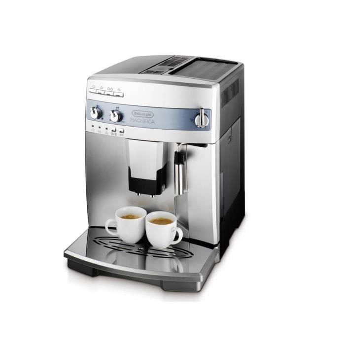 delonghi esam 03 110 s machine expresso automatique avec broyeur magnifica inox achat