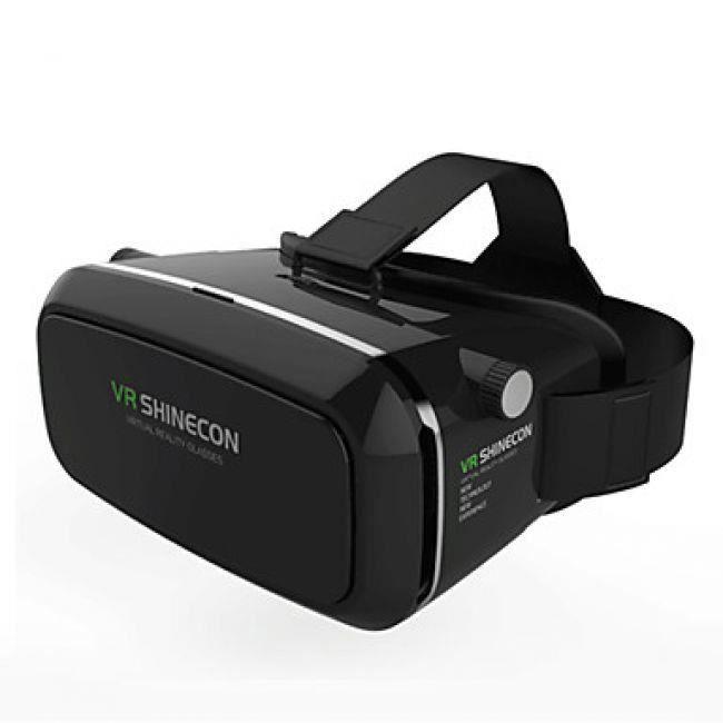 Casque VR SHINECON de Réalité Virtuelle 3D - Noir - lunettes 3d ... b162f60aceaf