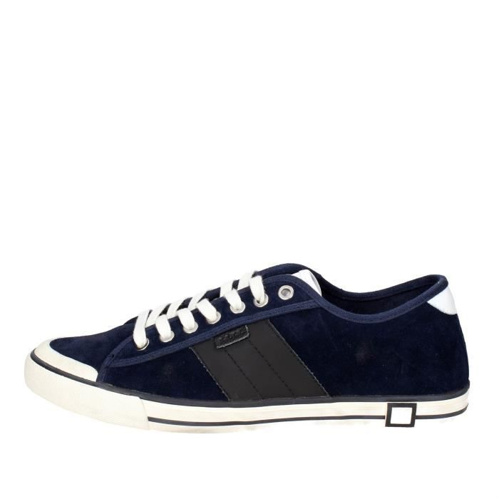 D.a.t.e. Petite Sneakers Homme Bleu, 42