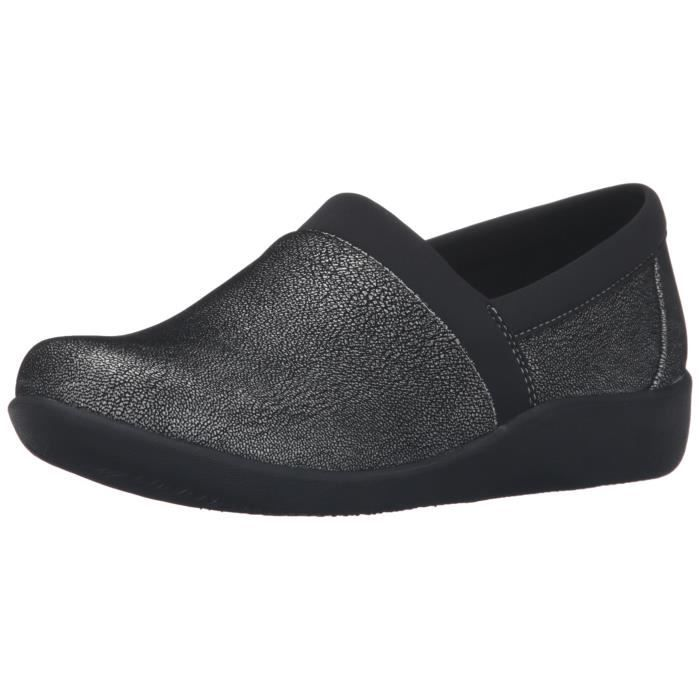 Clarks Cloudsteppers Sillian Blair Slip-on Loafer Y0J5L Taille-36 1-2