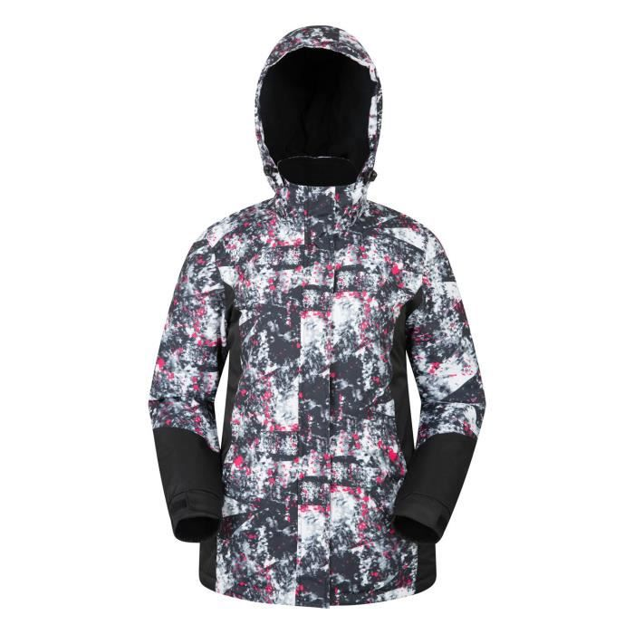 Mountain Polaire Veste Sports Doublé Femme Warehouse Hiver Ski Dawn anBqraUwgx