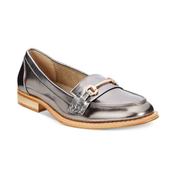 Wanted Chaussures Cititime Slip-on Mocassins GR56B Taille-39 1-2