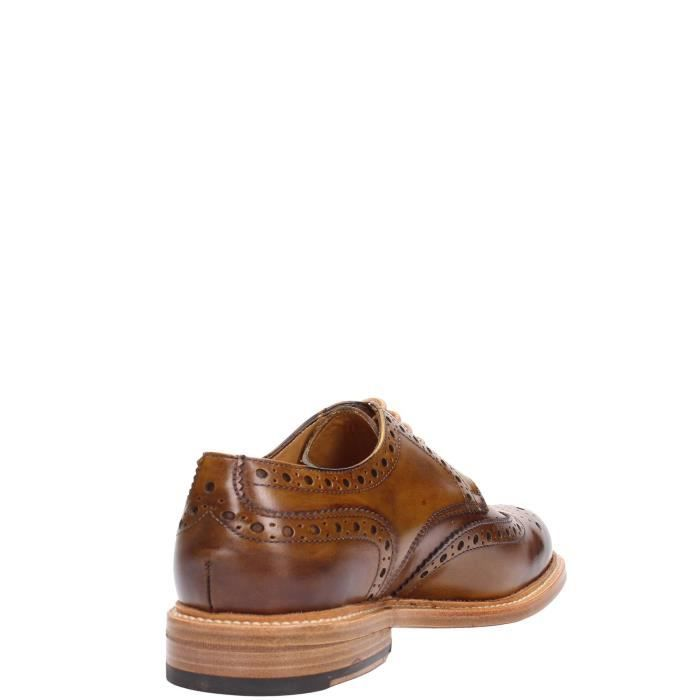 Berwick 1707 Lace Shoes Homme Leather, 9½