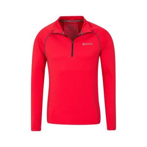 Polos Mountain Warehouse rouges homme kqHCx