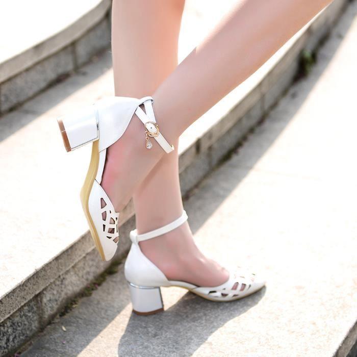 Sandales femmes chaussures à talon haut frais e... ltfyq