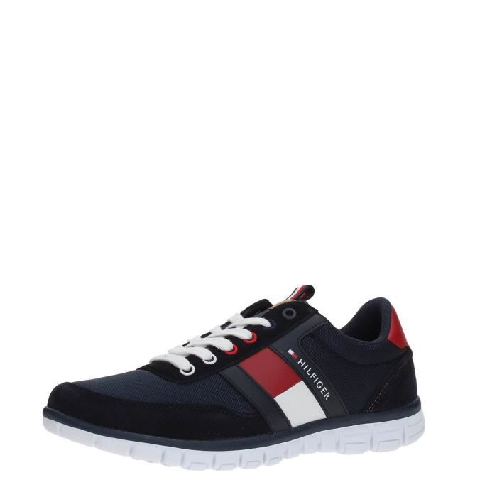 Tommy Hilfiger Sneakers 42 MIDNIGHT Homme OaOrqnUPxw