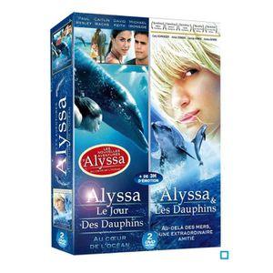 DVD FILM DVD Alyssa et les dauphins
