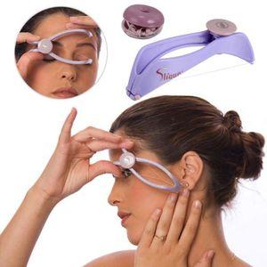 ÉPILATEUR ÉLECTRIQUE Femmes épilateur Cheveux facial Outils Set manuel