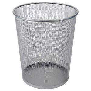 POUBELLE - CORBEILLE poubelle de métal de rebut DRULINE 19 litres de Ø